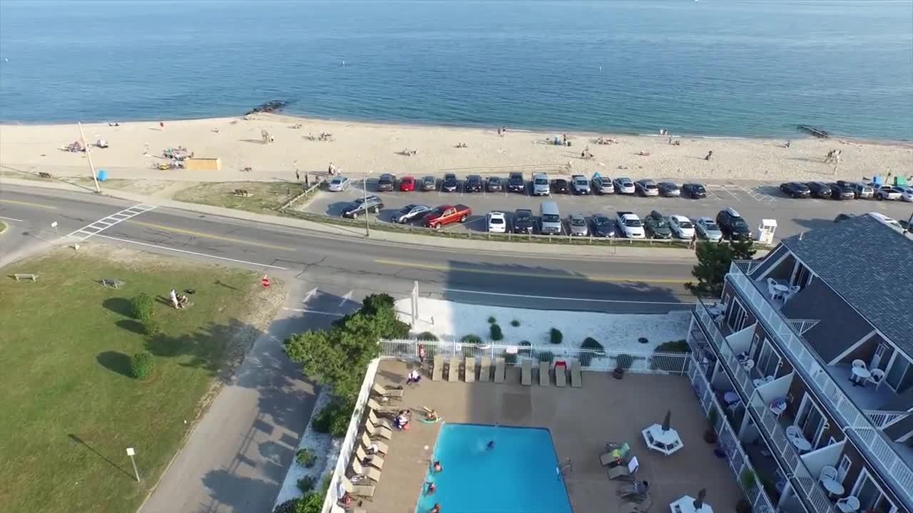 Captains Quarters Resort Drone Aerial Video