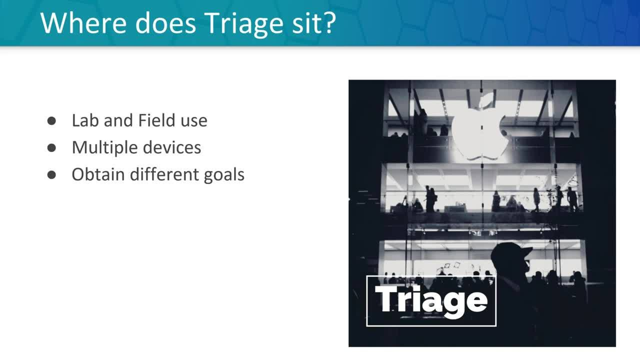 Benefits of Digital Forensic Triage