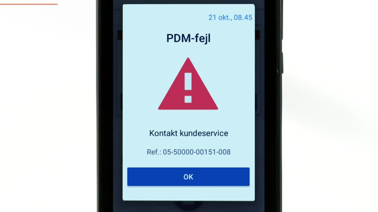 11_How to Manage Omnipod Alarms,Notif, Comm Errors_Danish_MMOL
