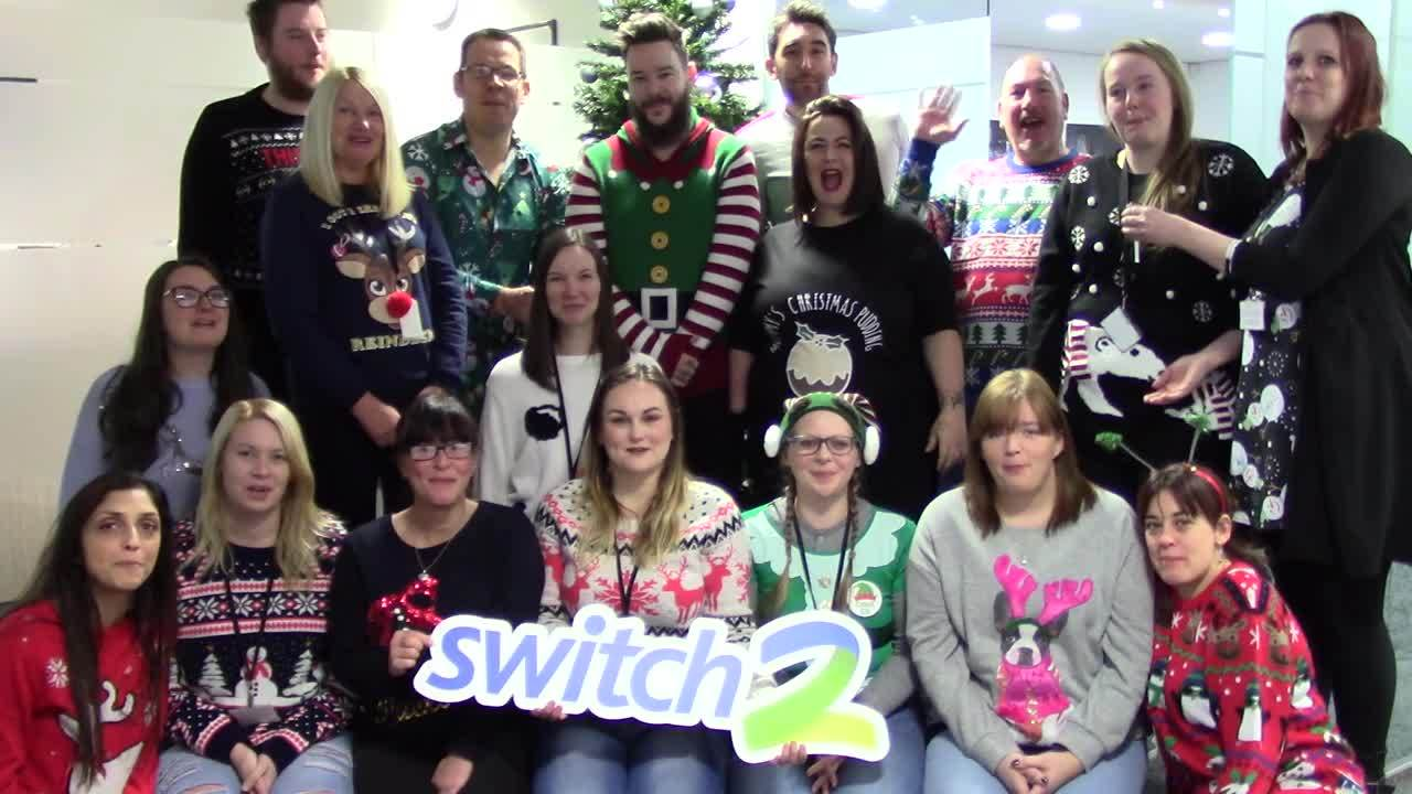 Corporate Christmas message 2018