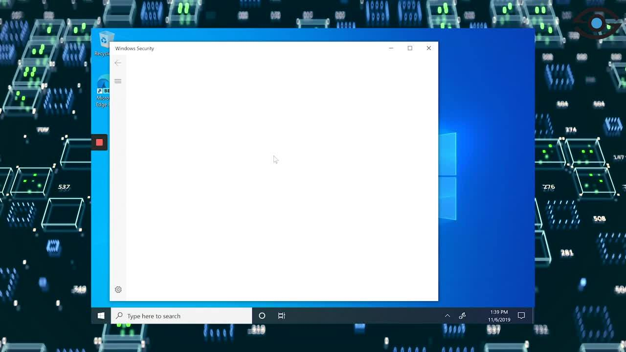 Tips for Windows Security