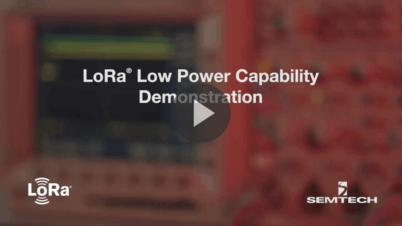 LoRa Family: Wireless & RF ICs for ISM Band Applications