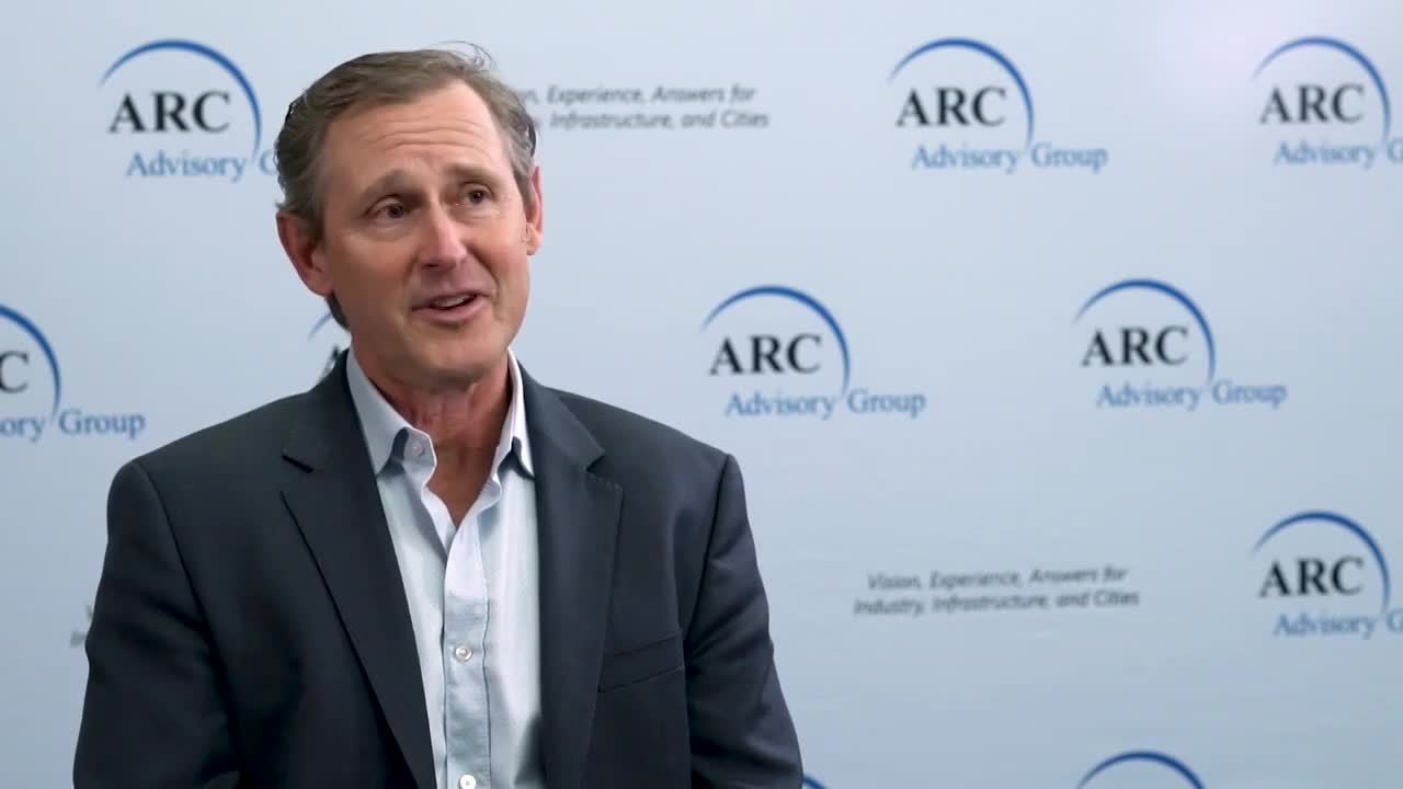 Edge Computing Executive Interview - Kevin Duffy, Foghorn - ARC Industry Forum 2019