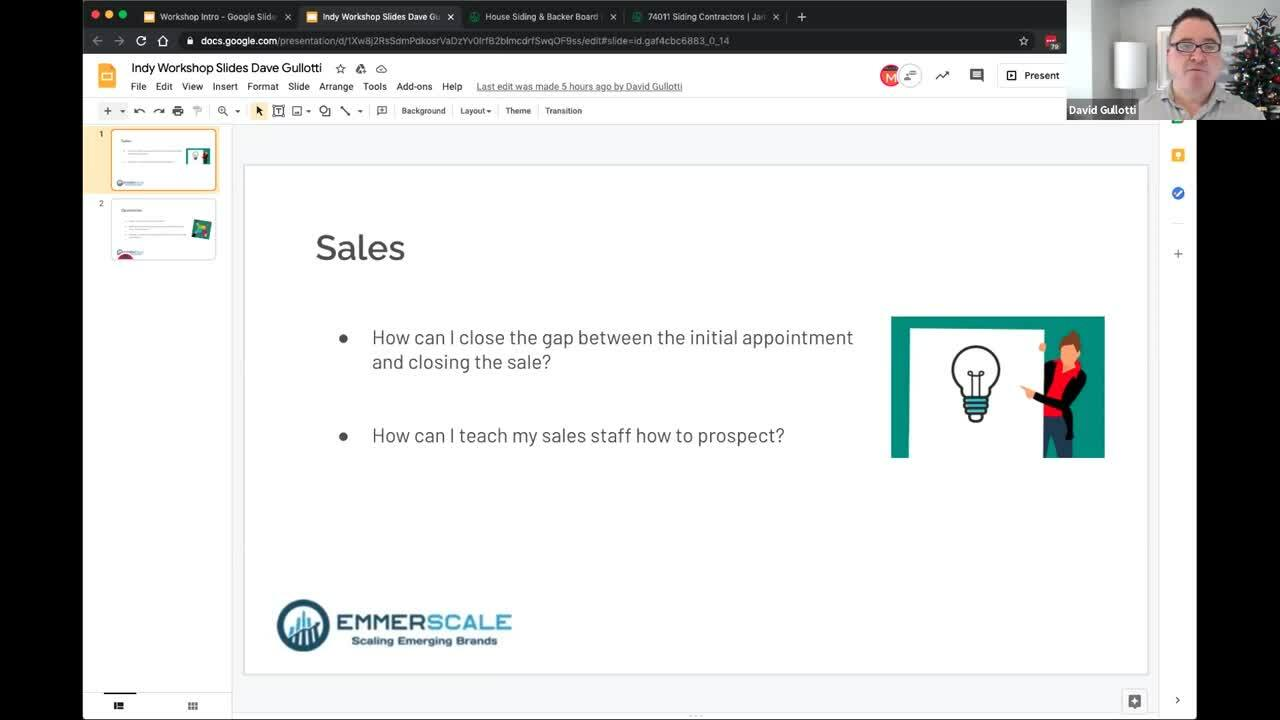 How to Accelerate the Sales Process