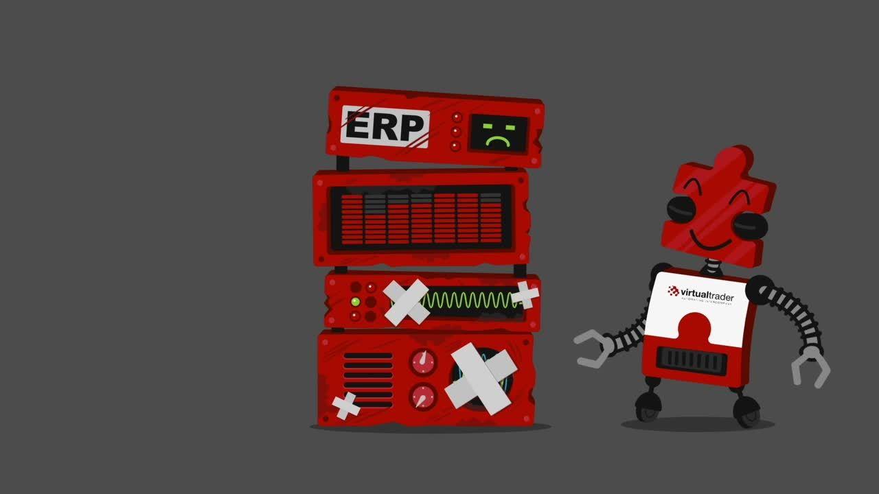 Virtual Trader - a comprehensive intercompany solution