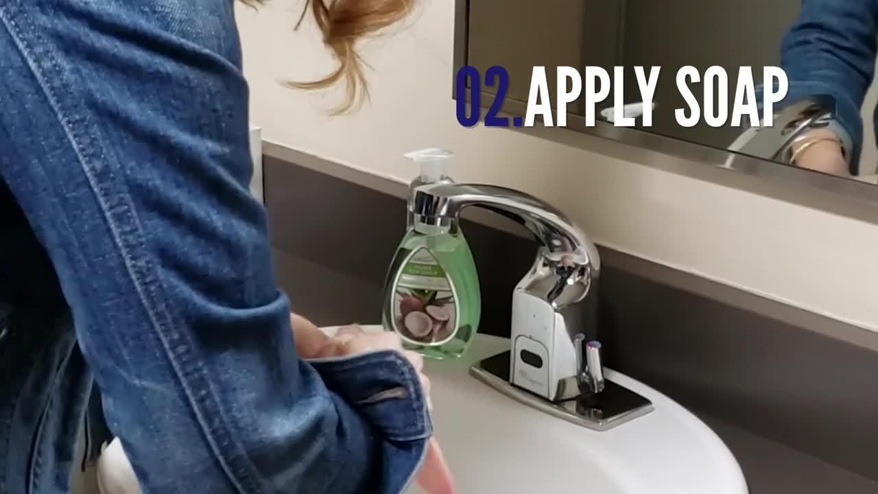 TS Sensor Handwashing