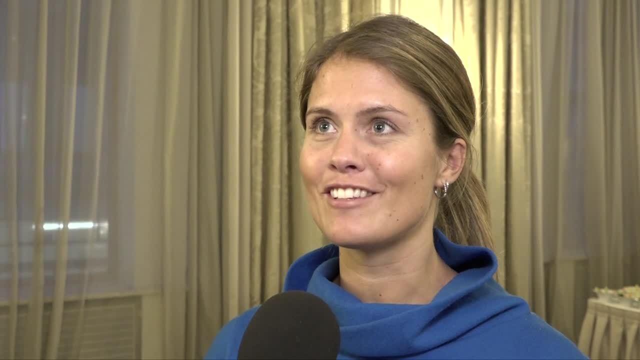 Intervju - Maren Hjorth Bauer