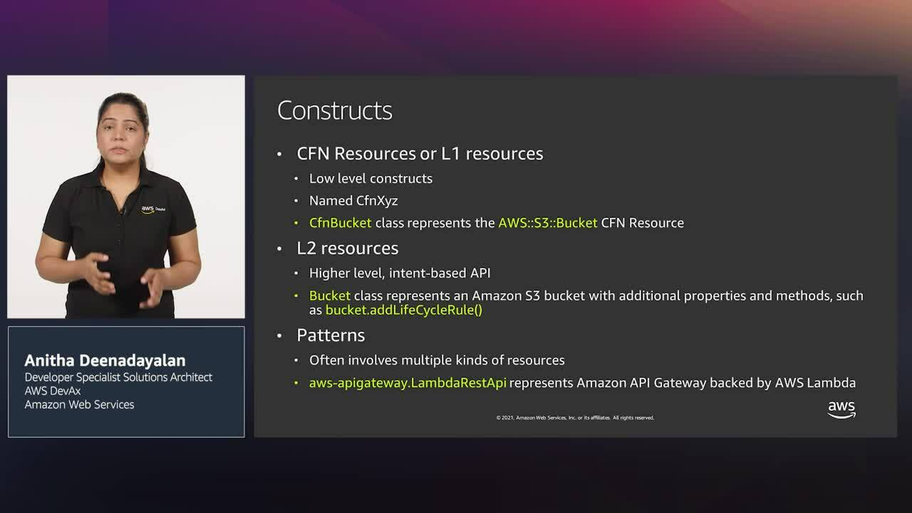 Easily create and deploy event-driven microservices using the AWS CDK for .NET