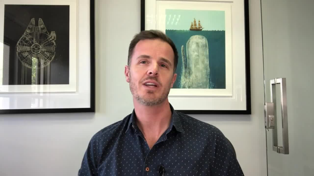 Linkedin sales video - Luke Sept 2019