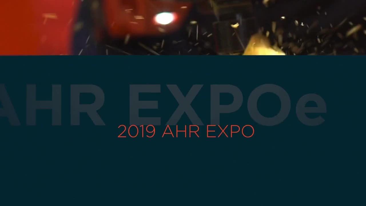 Aermec AHR Show-1