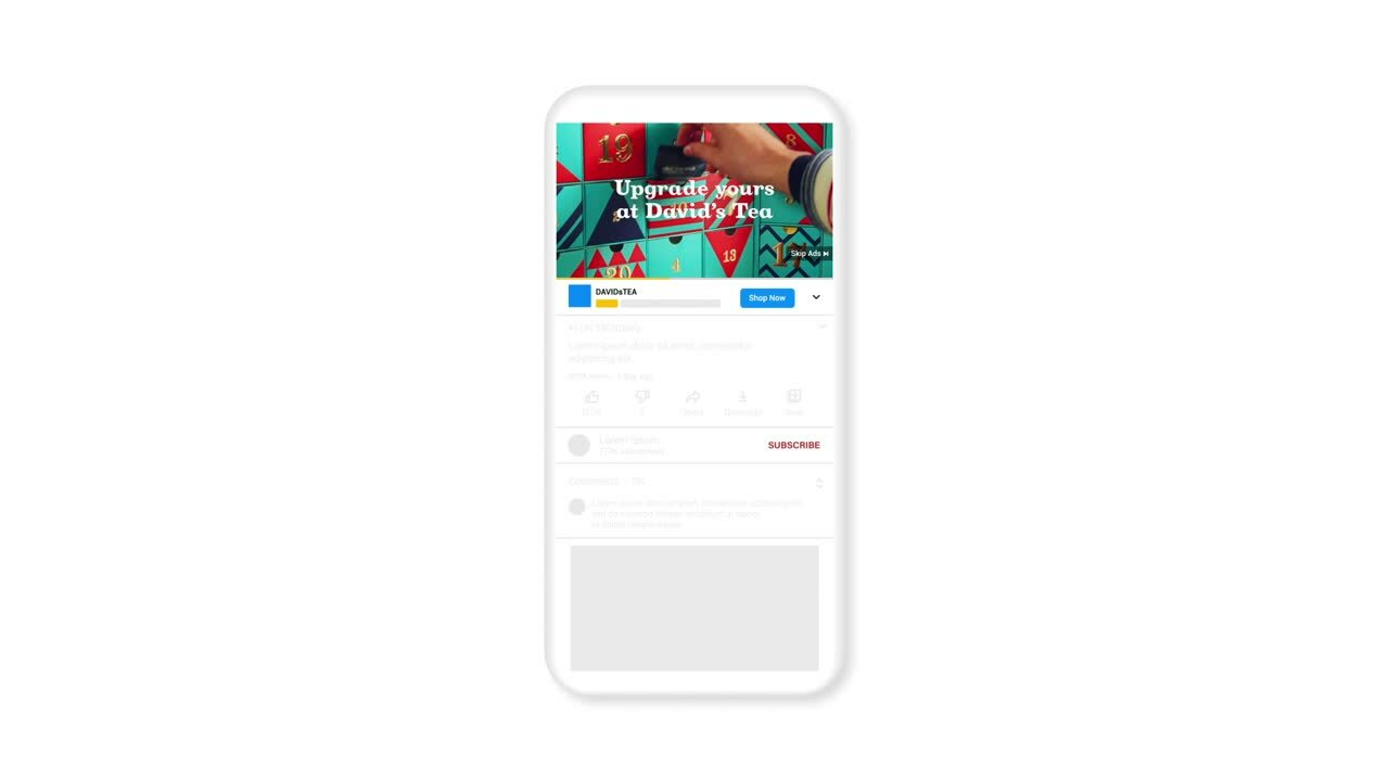 BL038_YouTube Ad Format_DAVIDsTEA_R2