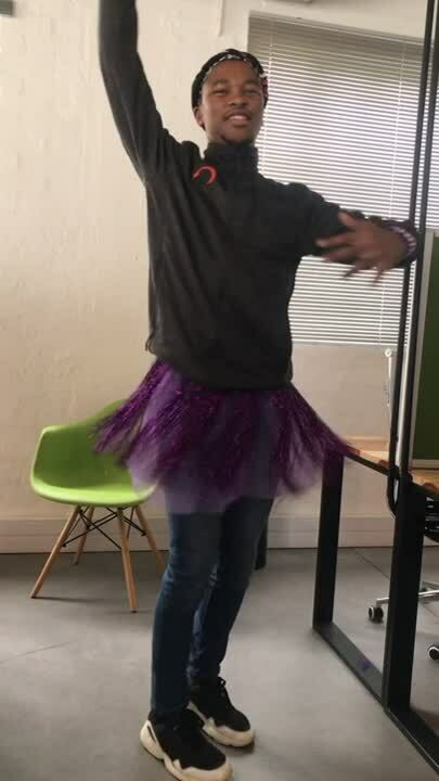South Africa Purple Day