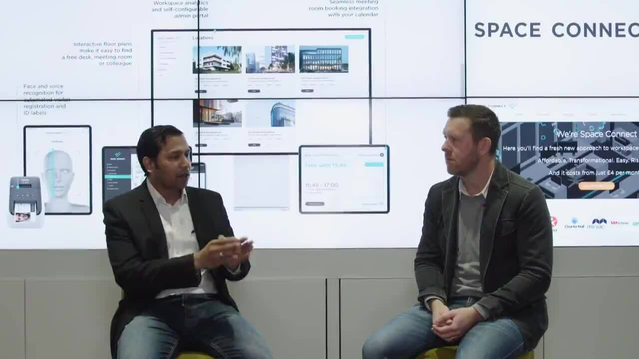 Space Connect   Video 5   New Features