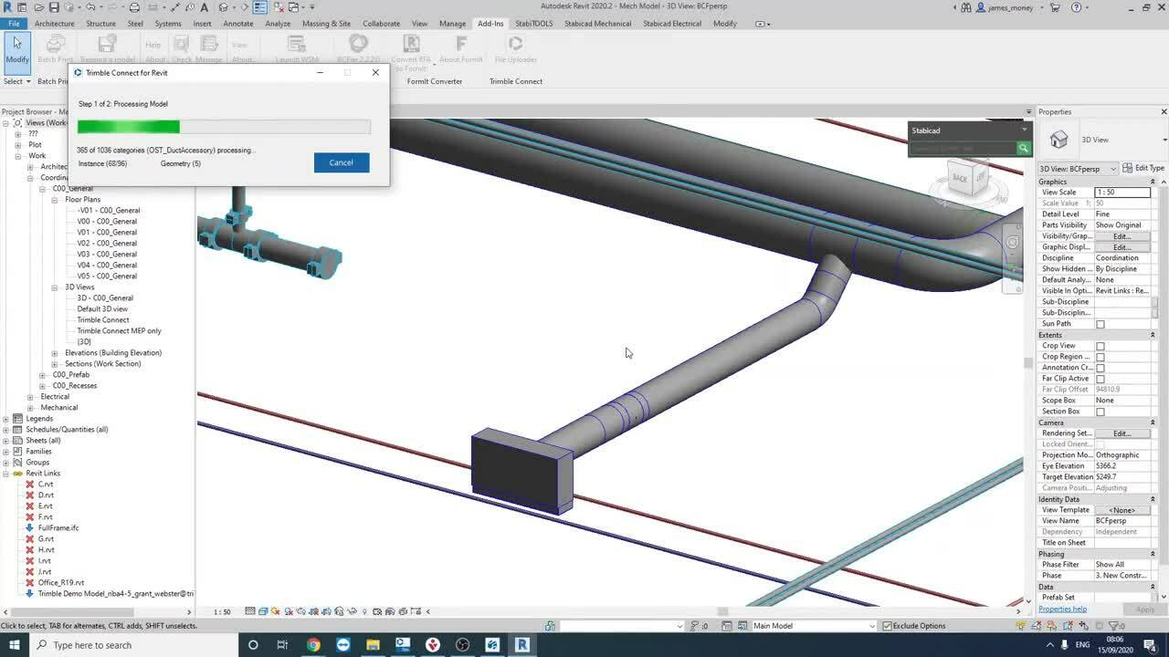 [On-Demand-Webinar] How to use Trimble Connect to collaborate on design and install successfully as