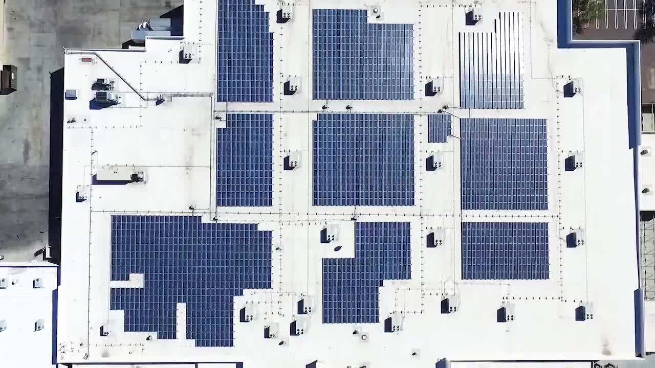 Target Goes Solar