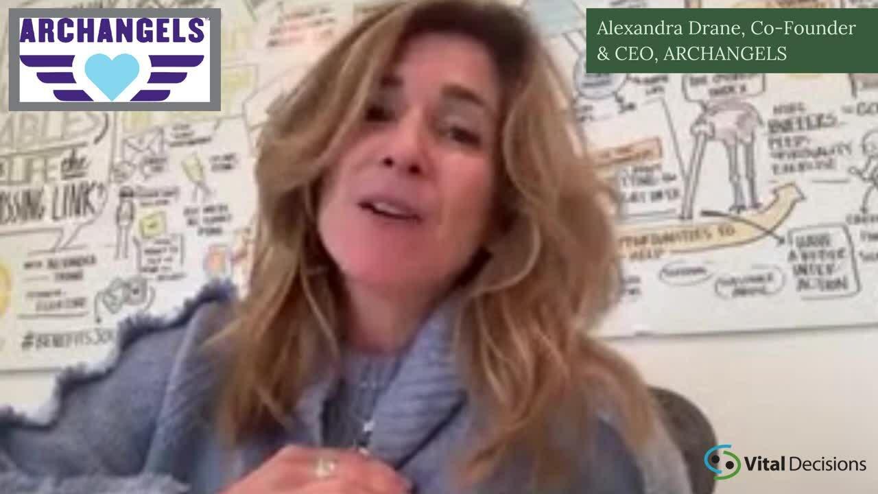 Alexandra Drane -