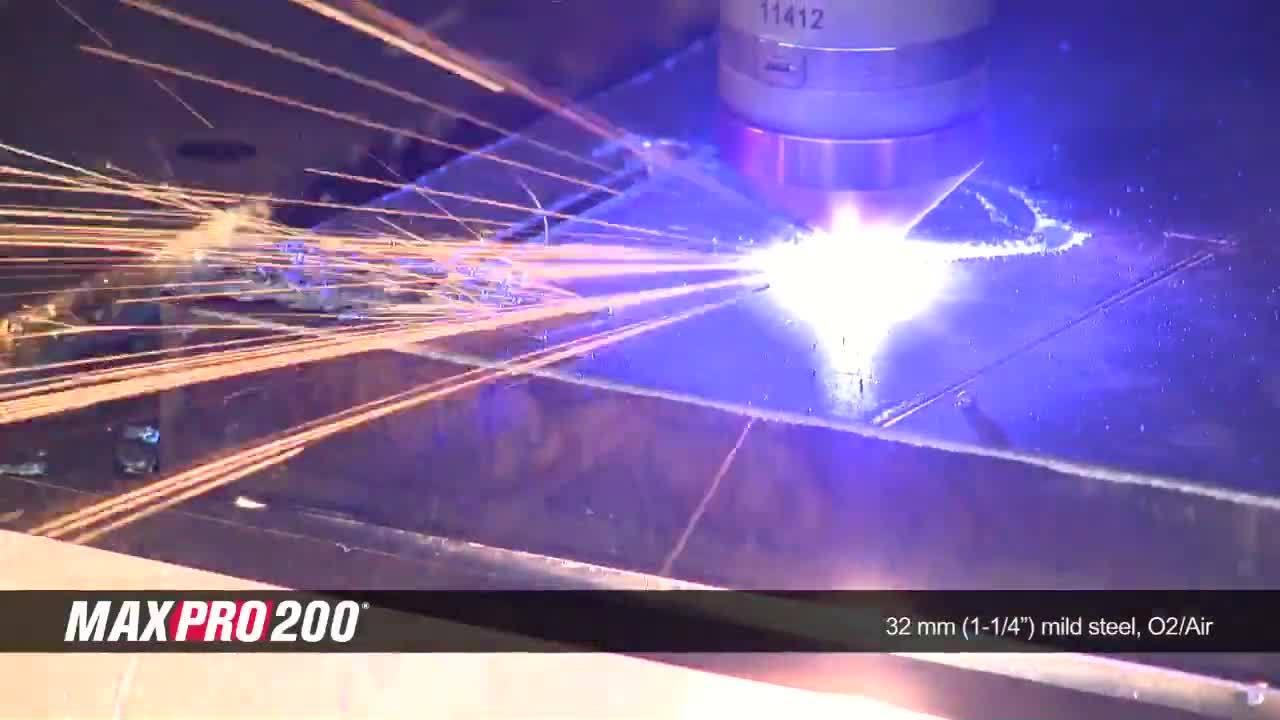 MAXPRO200 32 mm (1.25 in) mild steel