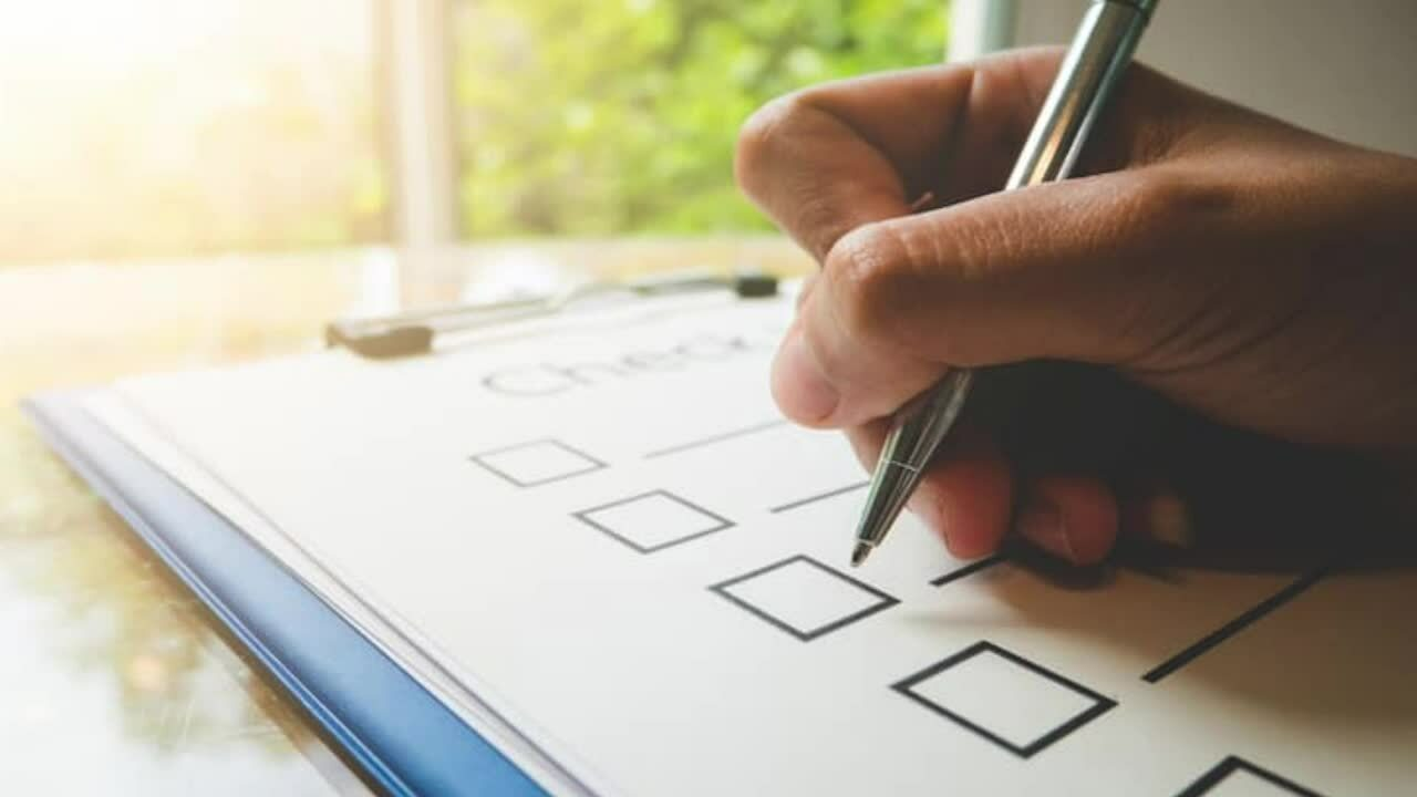Checklist for Selecting Topics and Keywords Audio