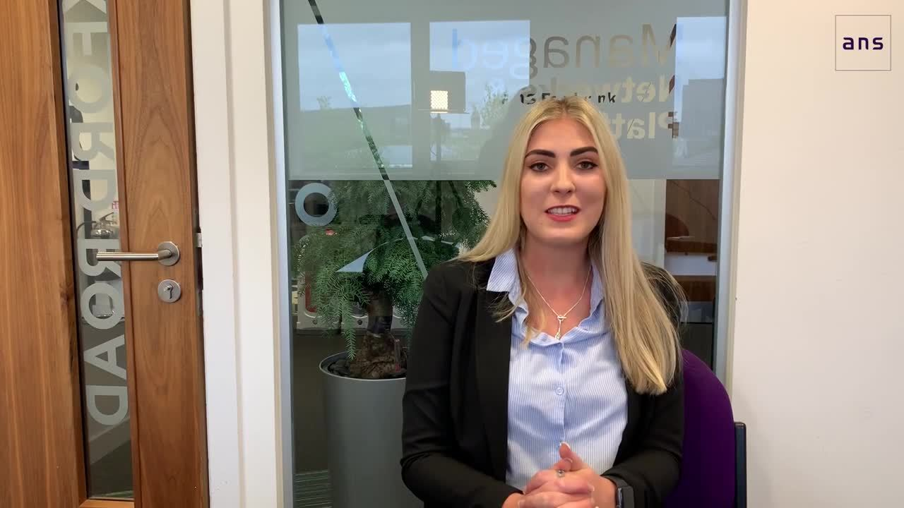 Kirsty careers video