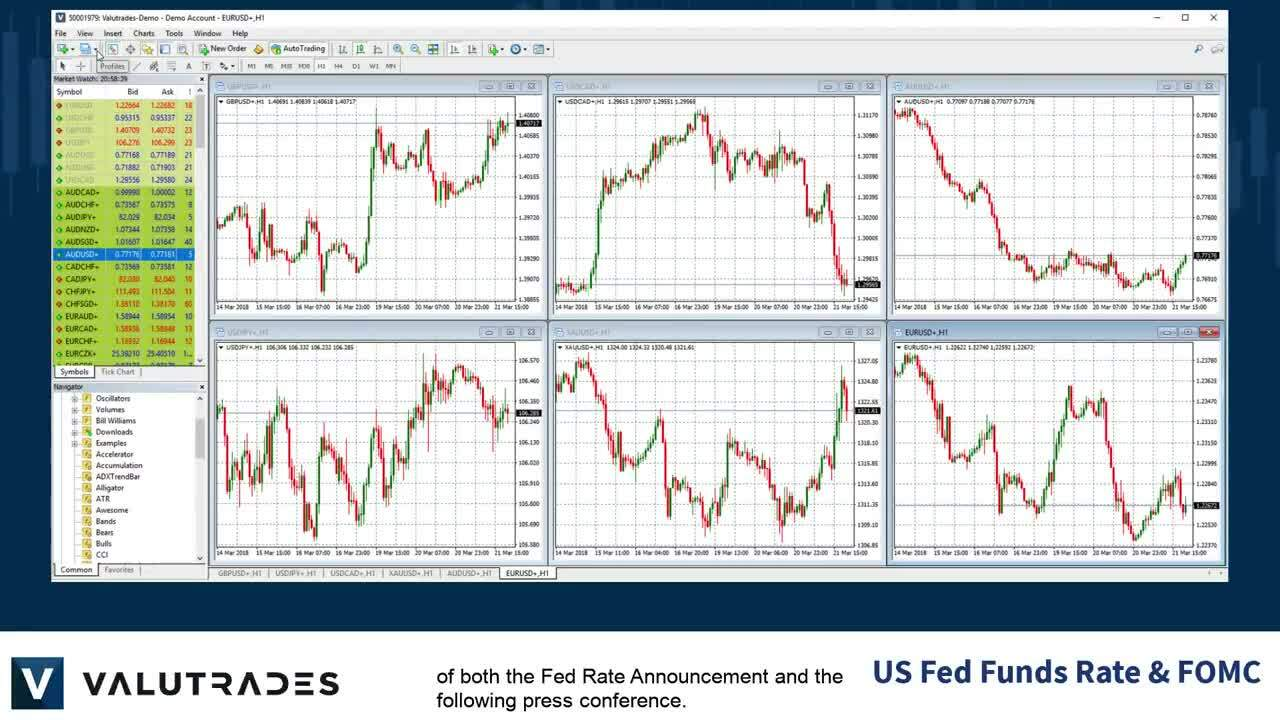 Economic Indicators_ US Fed Funds Rate (Interest Rate) & FOMC