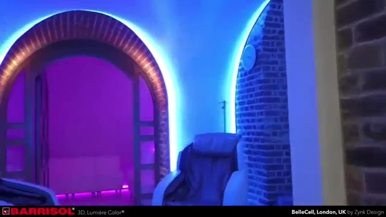 BelleCell Spa Design Video - Zynk Design