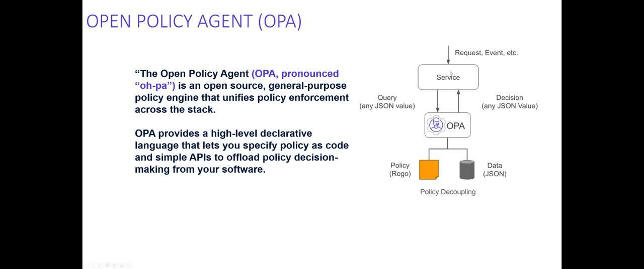 User Managed Access and OPA Demo
