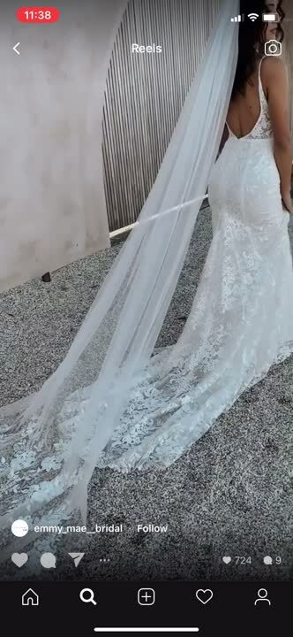 Bridal Instagram Reels
