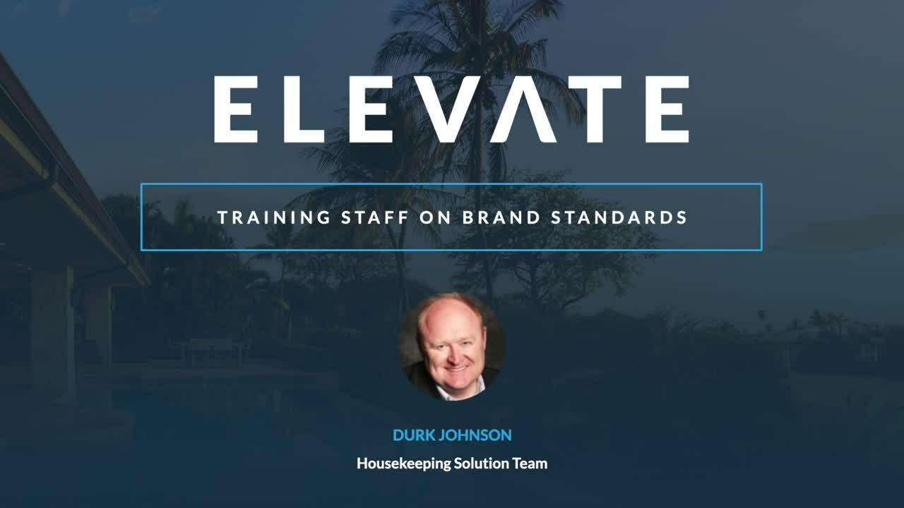 Training Staff on Brand Standards