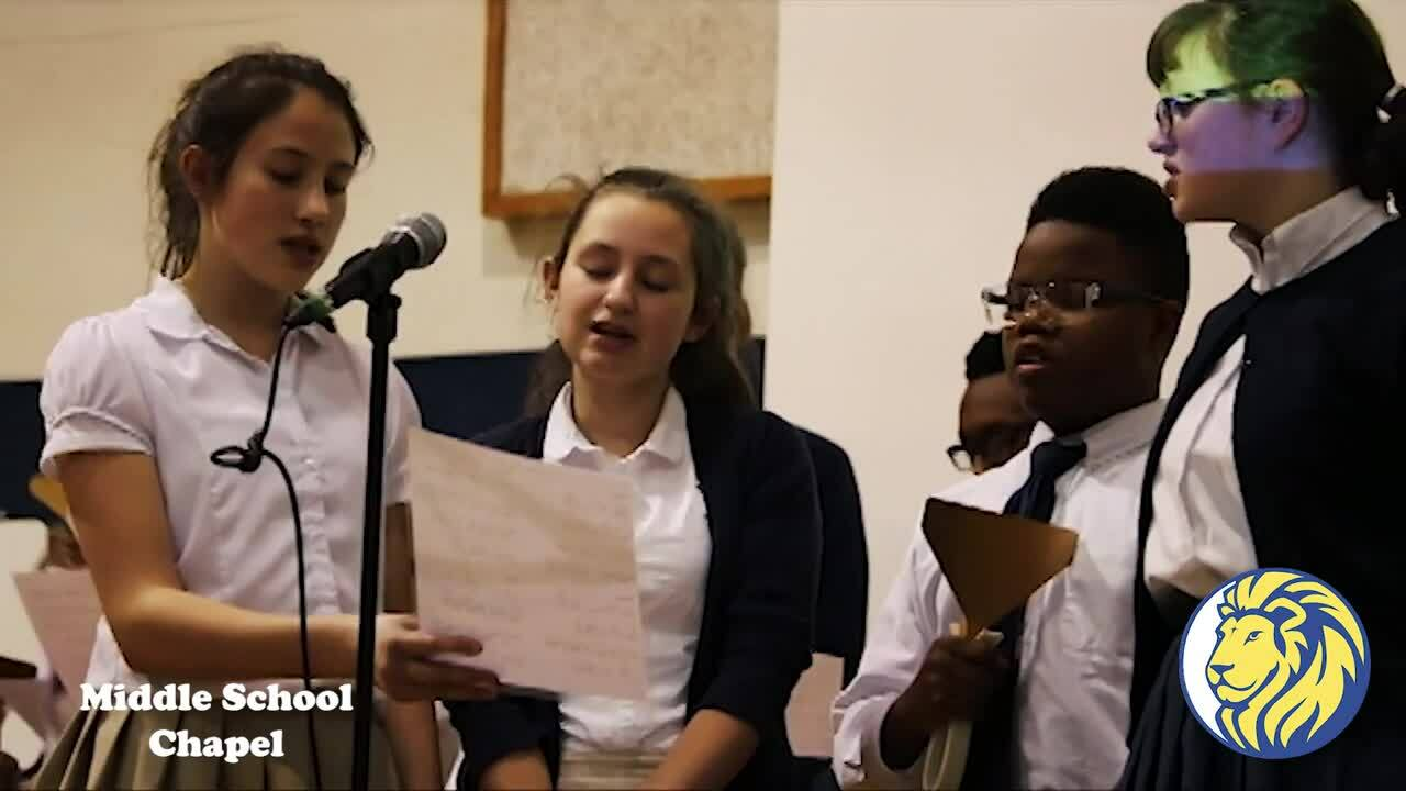 Middle School Promotional Video 2nd Edition