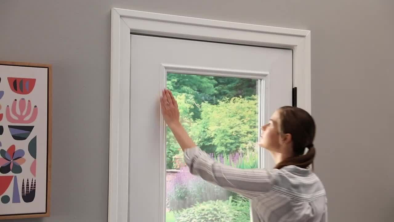 How to Identify Raised Frame Door Glass