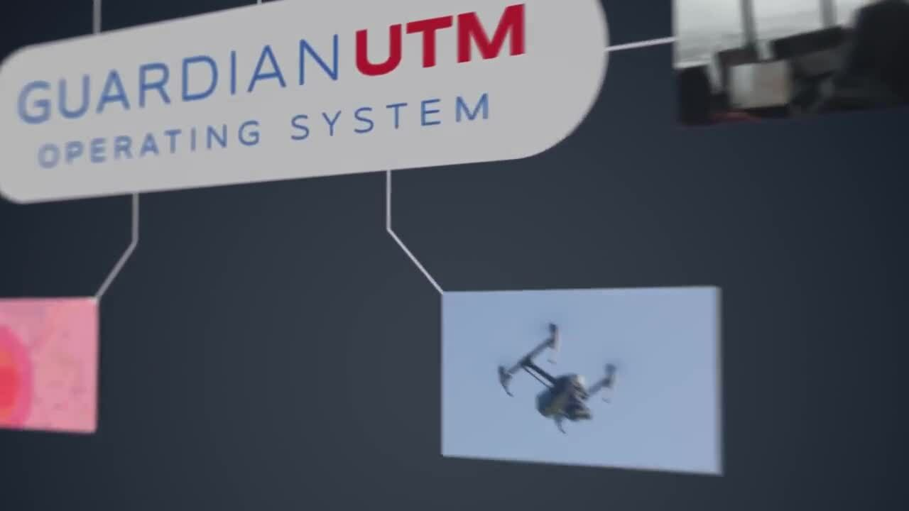 Introducing GuardianUTM O_S_ The Airspace Management Operating System