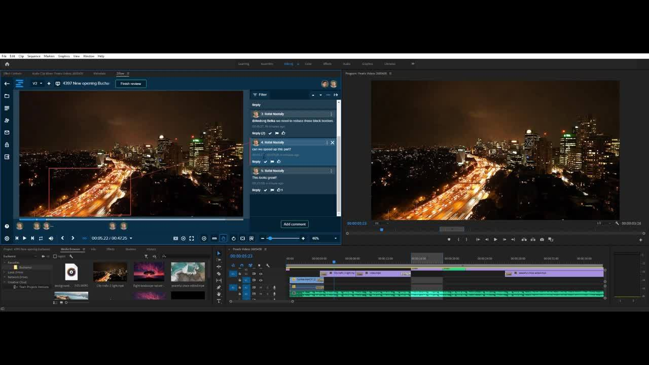 Ziflow - Adobe Premiere