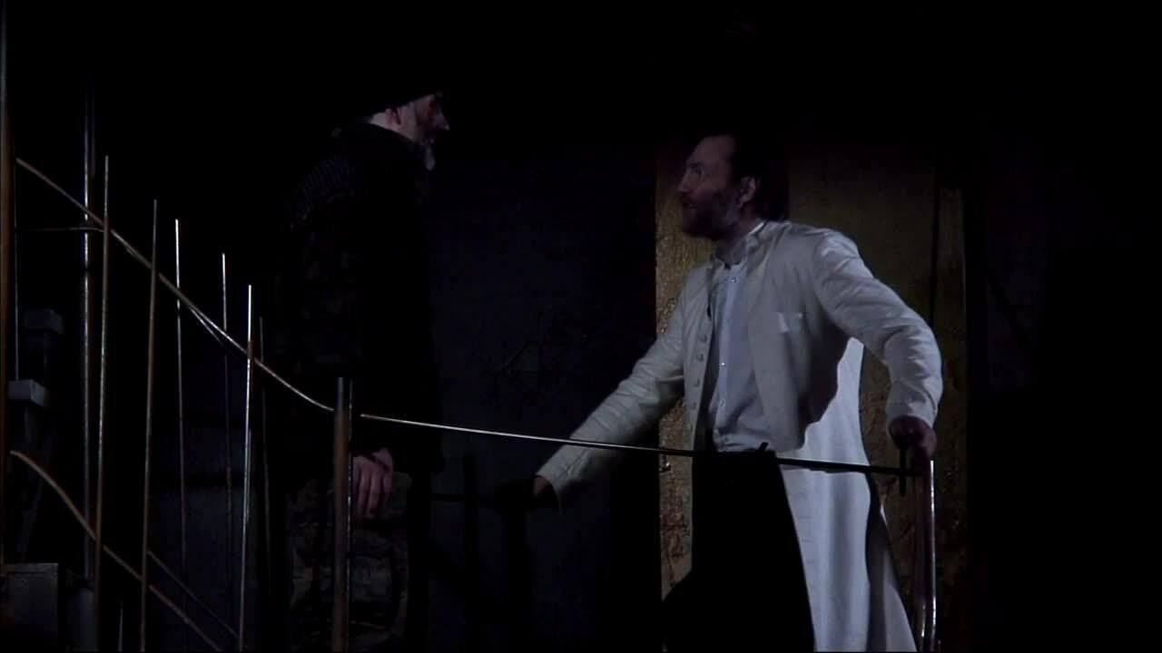 Macbeth in 180 Seconds - starring David Morrissey