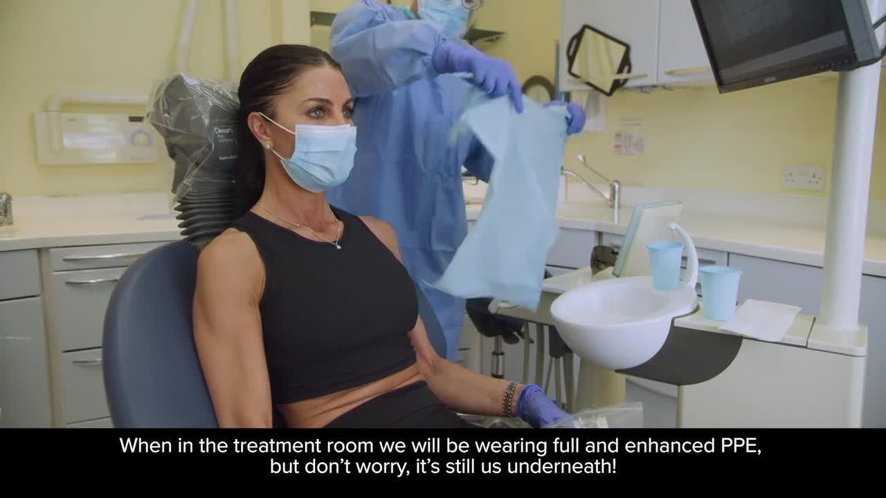 Elmsleigh House Dental Clinic new procedures following Covid 19
