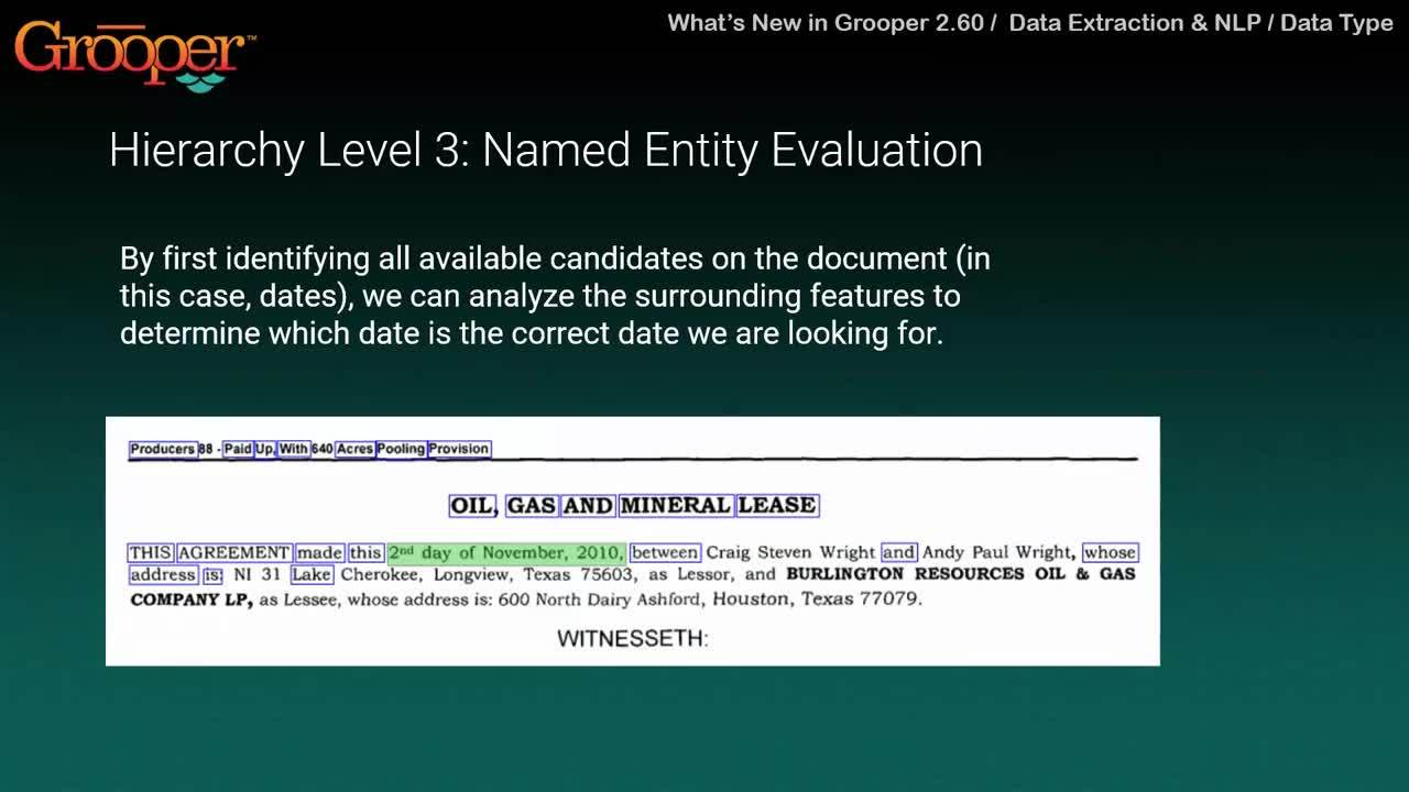 NLP with Oil and Gas Leases Webinar