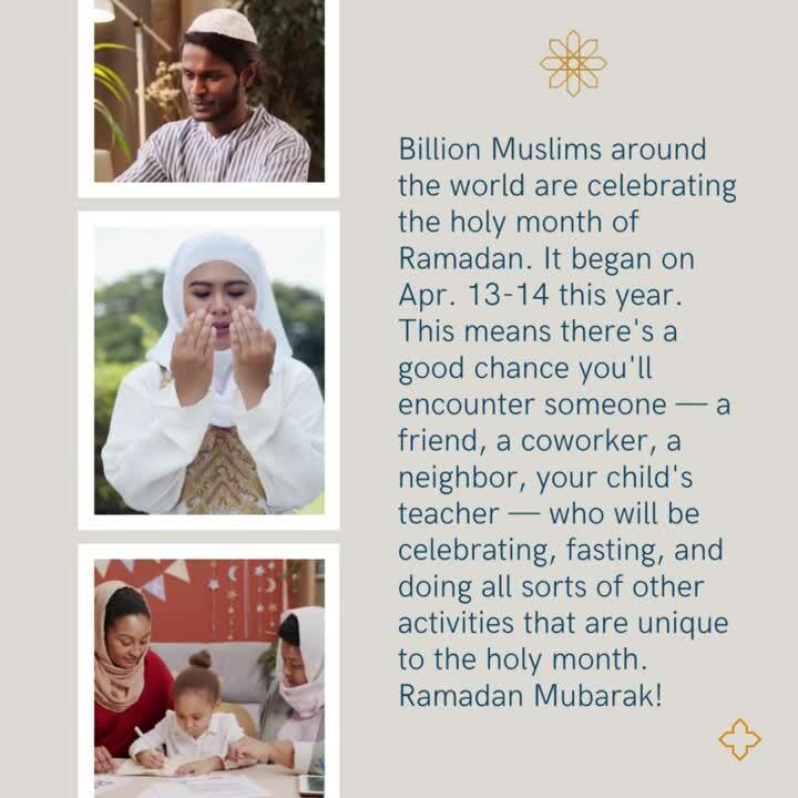 Ramadan Kareem Post
