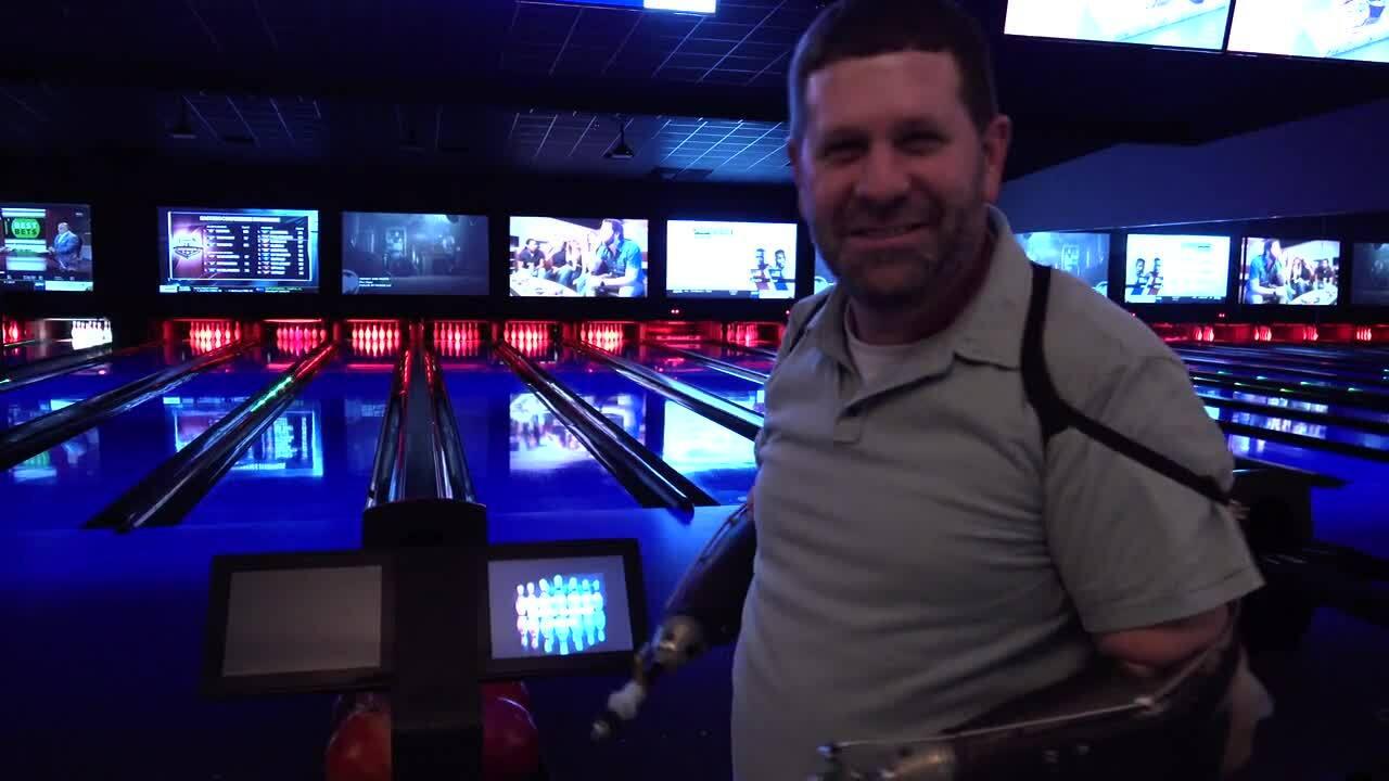 Jason Koger Bowling - Activity Specific