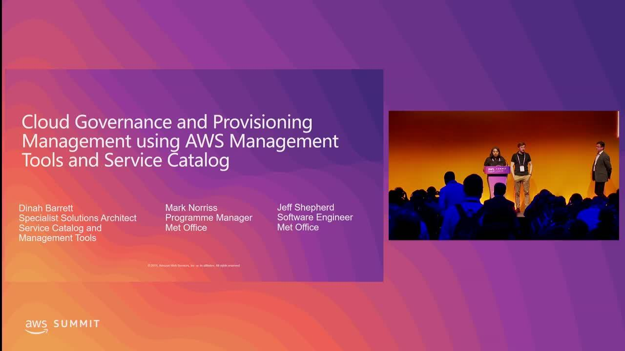 Cloud Governance & Provisioning Management