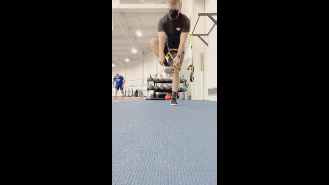 Vertical Jump Training Assisted