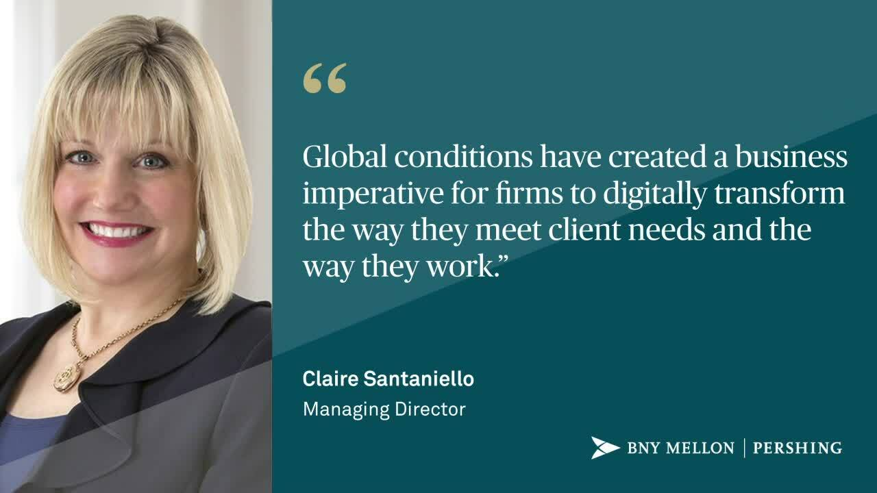 Claire Santaniello on Bloomberg Radio