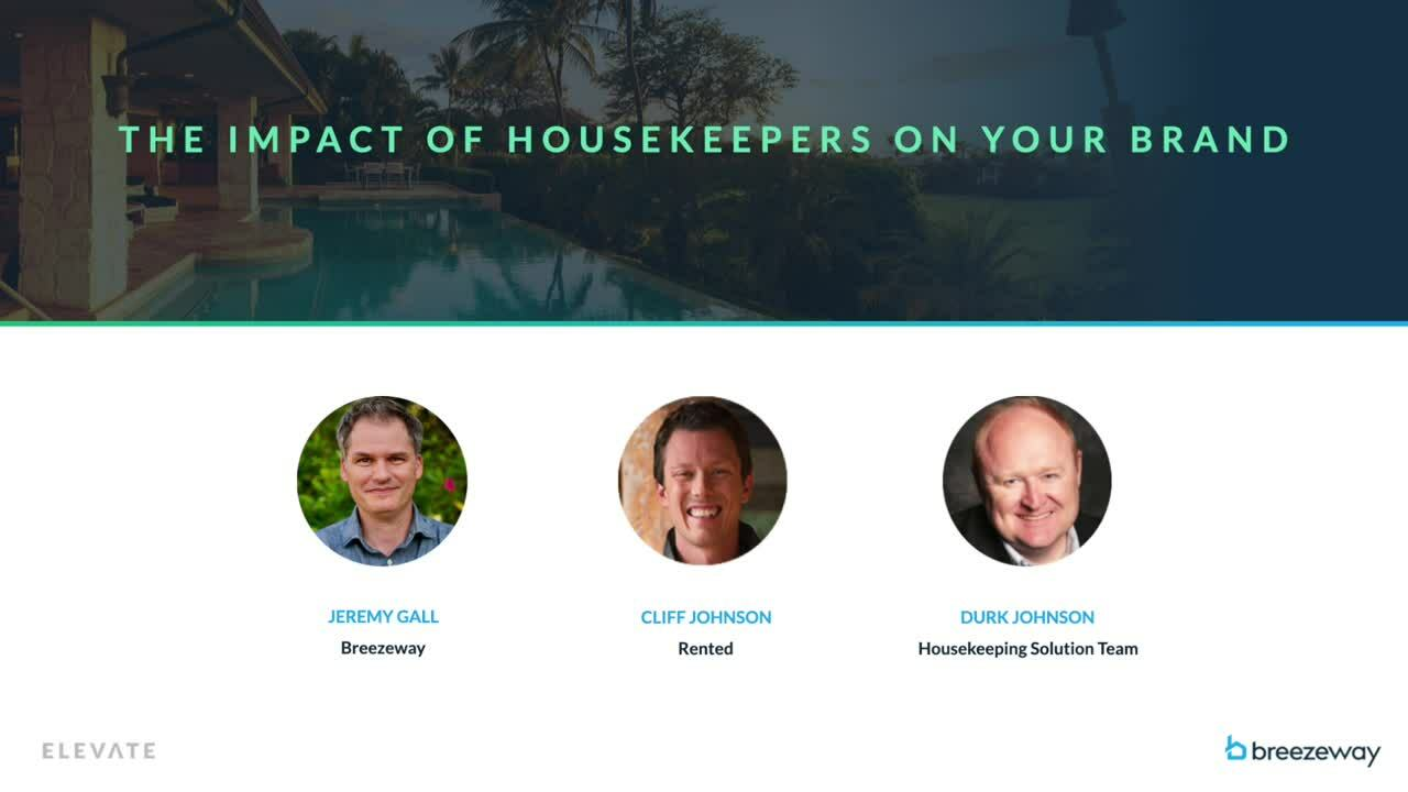 The Impact of Housekeepers on Your Brand