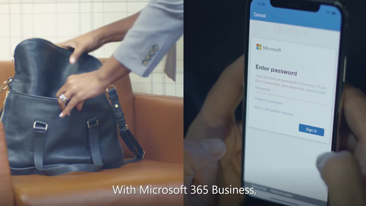 Microsoft 365 security for SMB