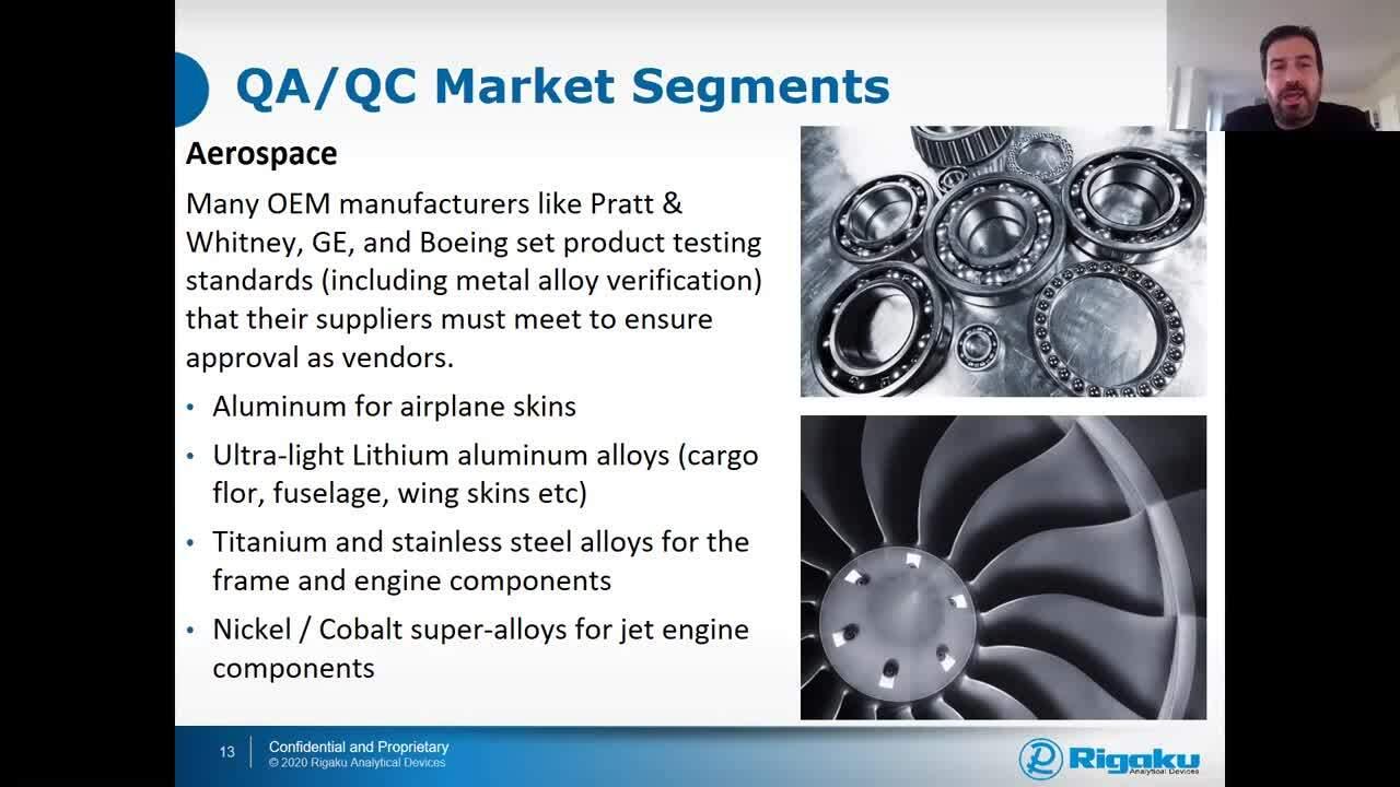 TOPIQ Webinar - Handheld LIBS for QAQC in Critical Applications-Aerospace