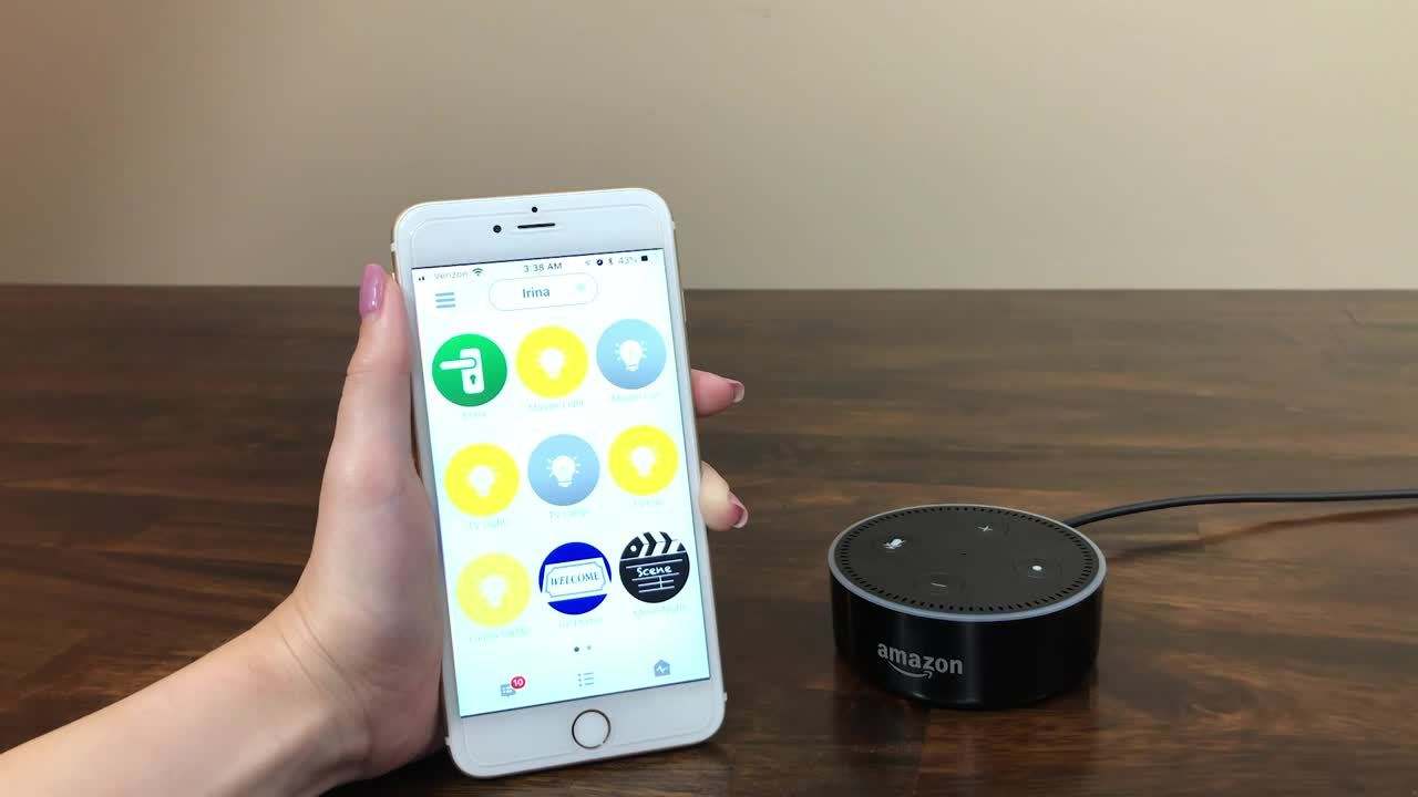 Amazon Alexa + ClareHome - Renaming Devices