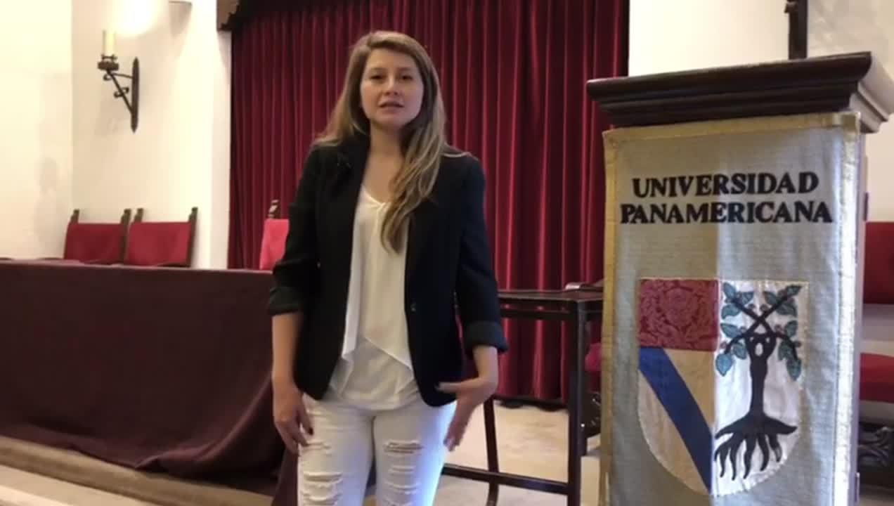Mariana Ibarra- Alumna Negocios UP