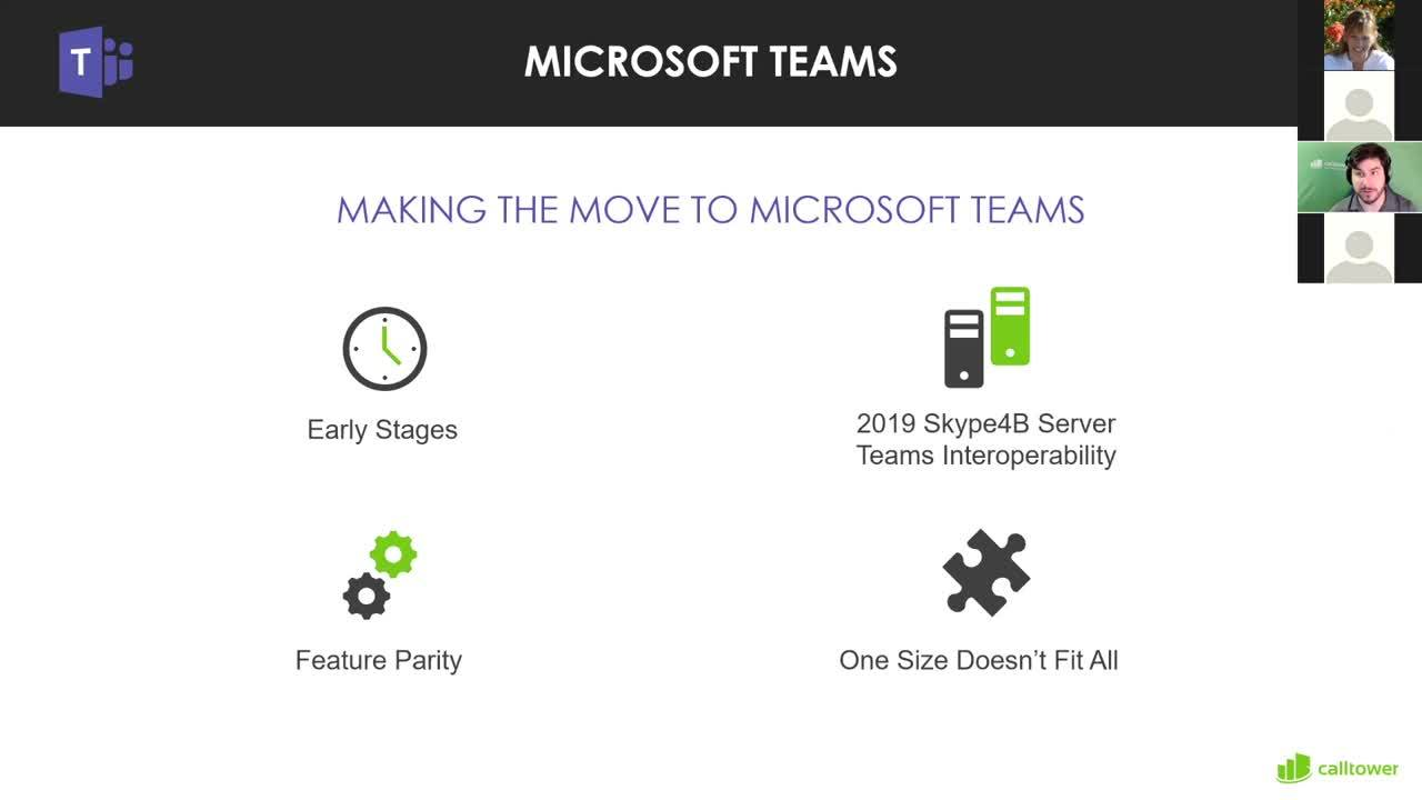Making the Move to Microsoft Teams