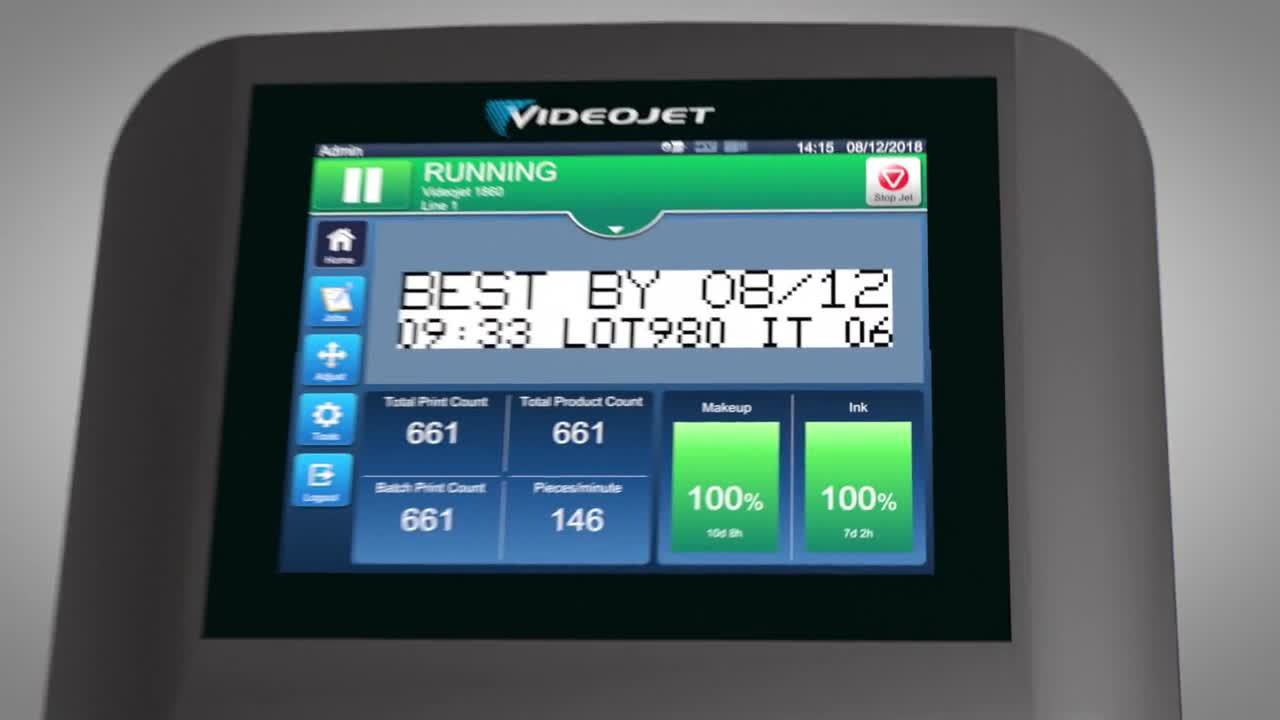 videojet-1860-performance-without surprises