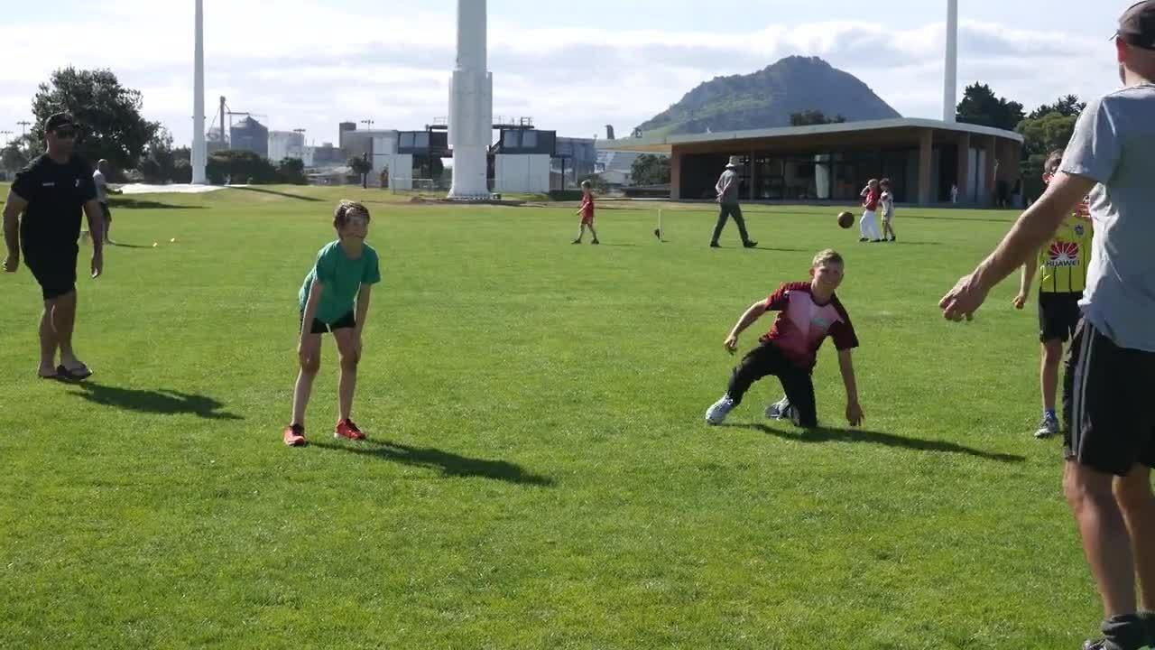 Hamish MacMillian from Mount Cricket Club