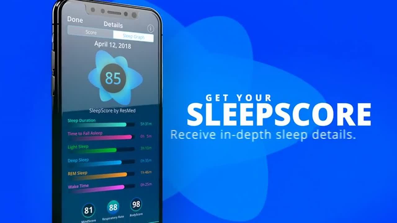 SleepScore - The Worlds Most Accurate Sleep App! 960-540