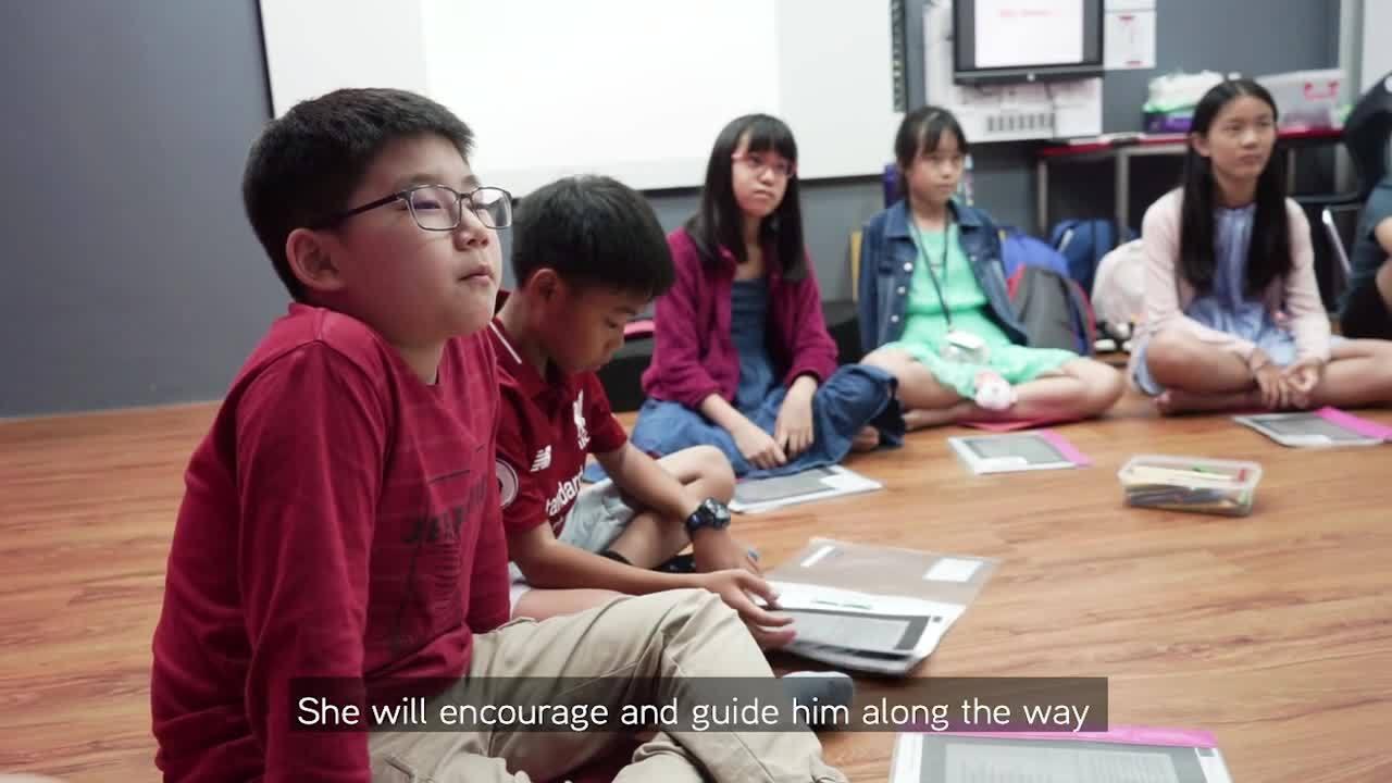 25429 Parents Testimonial - Joseph Lim